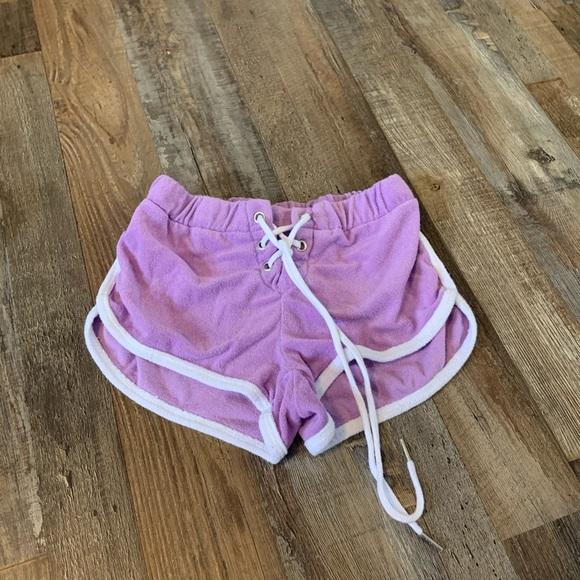 Soft beach shorts